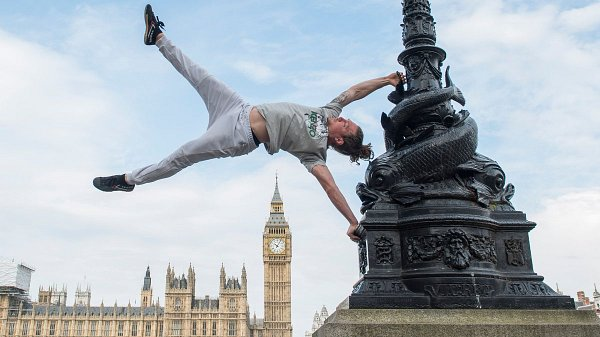 United Kingdom First to Recognise Parkour as Official Sport
